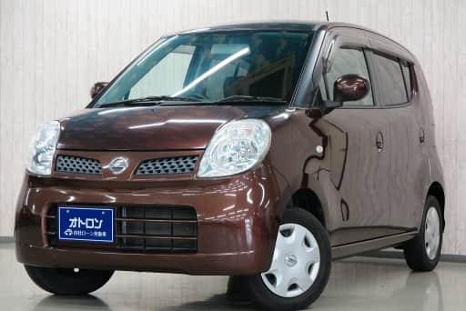 日産 モコ 2WD E ショコラティエ