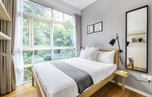 rooms and apartments for rent in singapore, hmlet regular room interior view