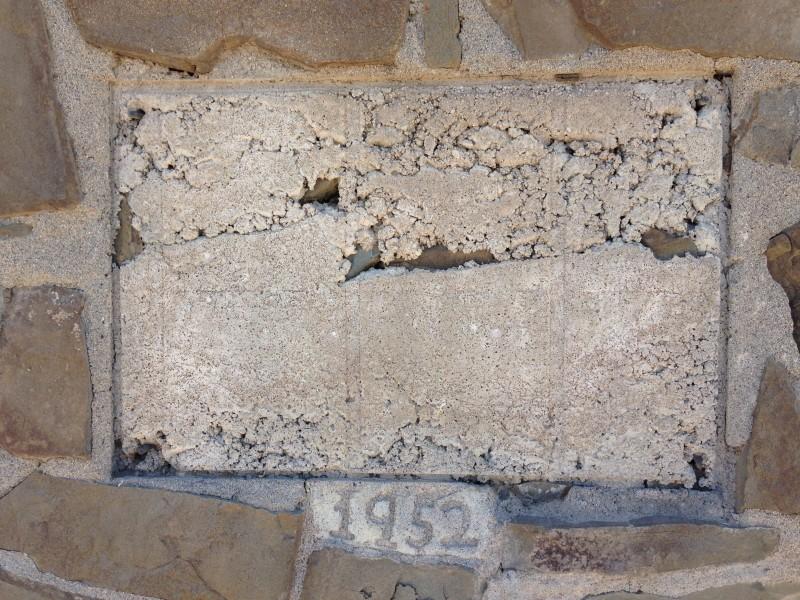 CHL #488 Fresno City - Missing marker