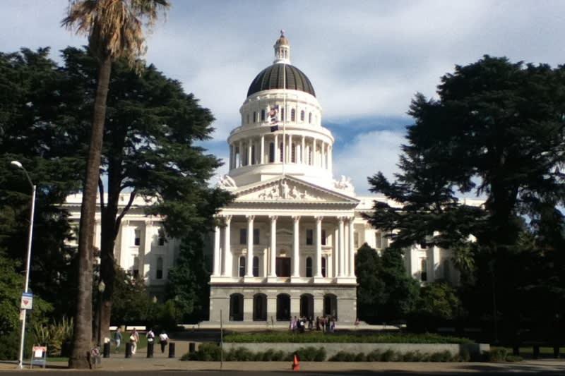 CHL No. 872 California's State Capitol Complex