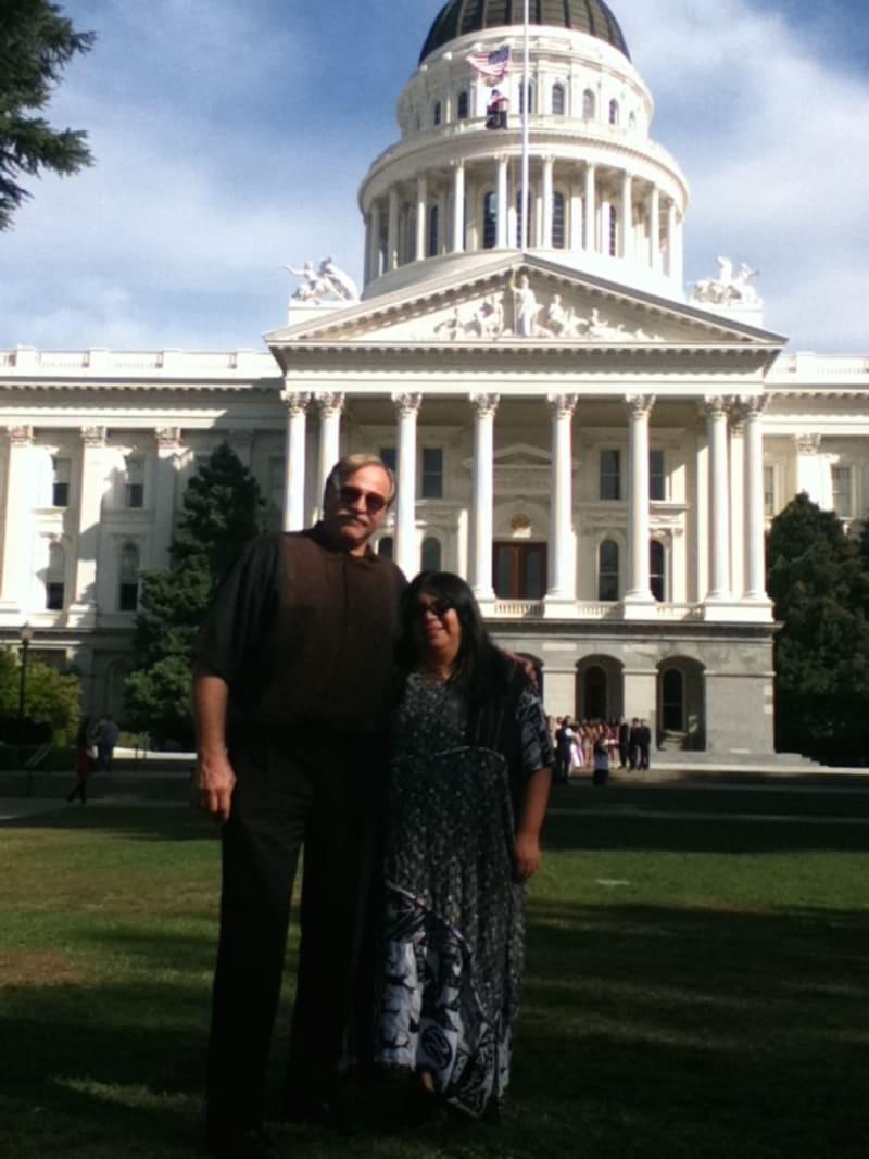 CHL #872 California's State Capitol Complex