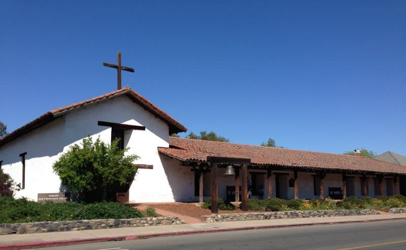 CHL #3 Mission San Francisco Solano