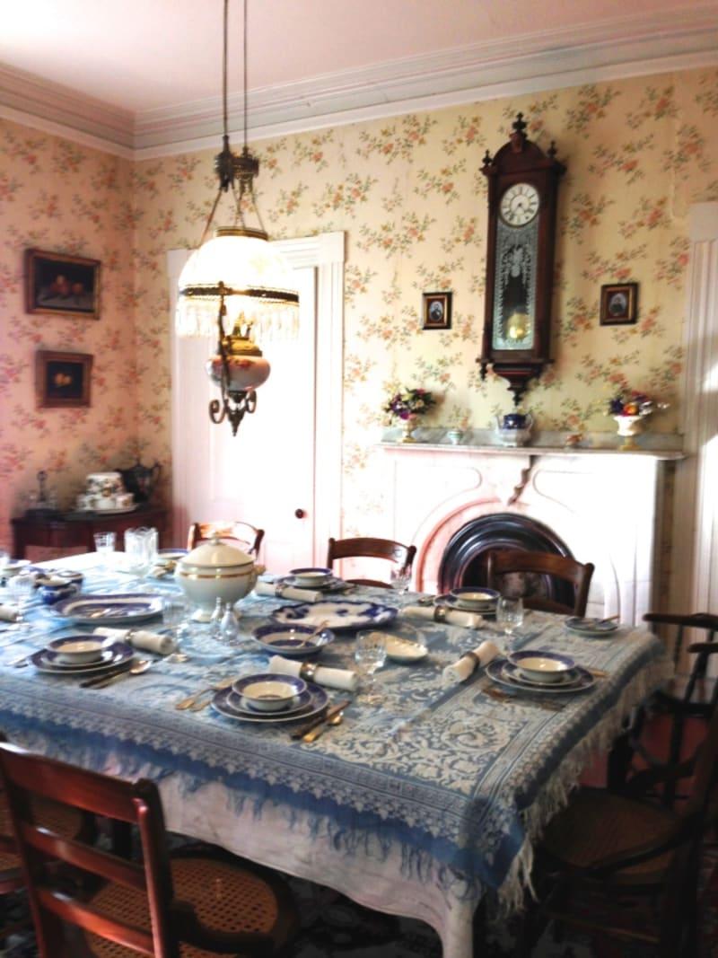 CHL #4 Vallejo Estate Dining Room