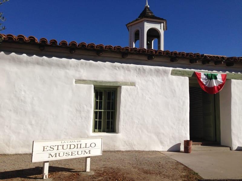 CHL #53  Casa de Estudillo