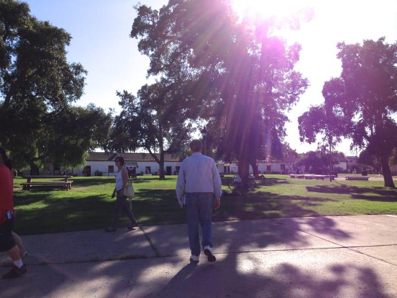 CHL #63 San Diego Viejo Plaza