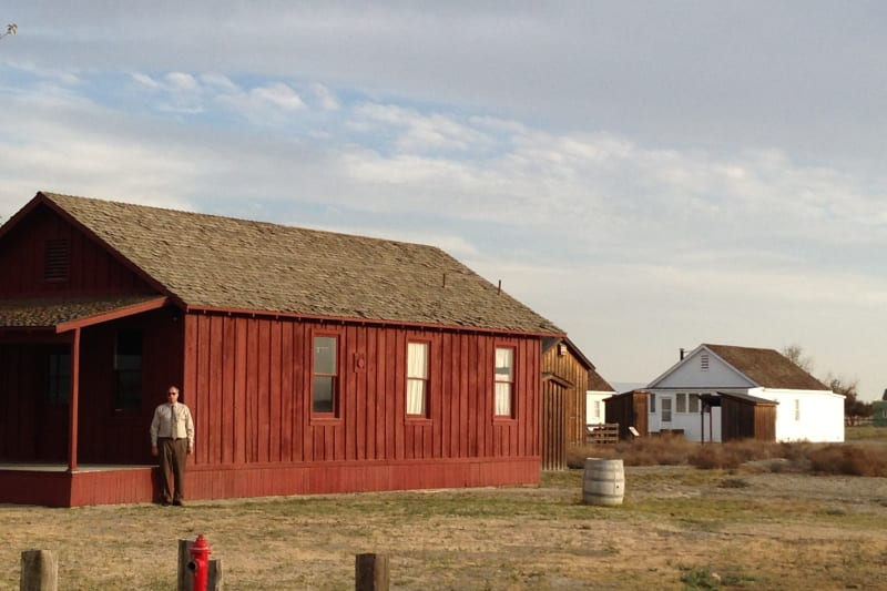 CHL #1047 - Allensworth