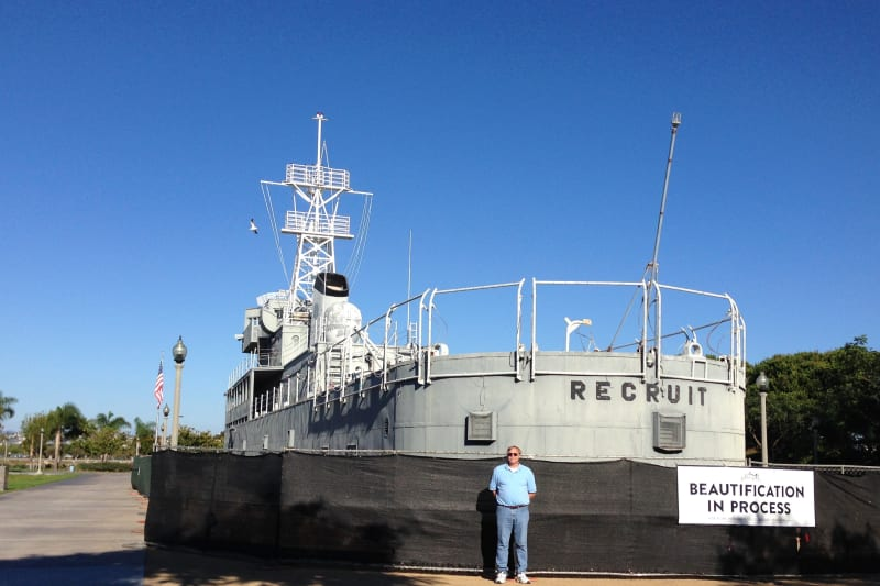 CHL #1042 USS Recruit