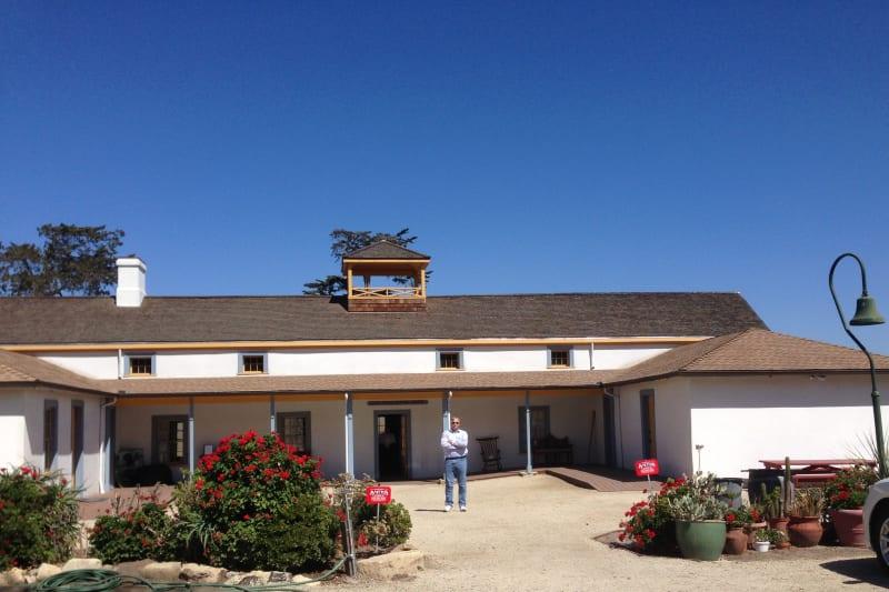 CHL #1033  Rancho Nipomo