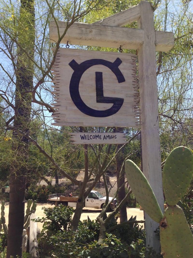 CHL #1020 Carrillo Ranch Brand