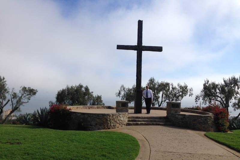 CHL #113  Junípero Serra's Cross
