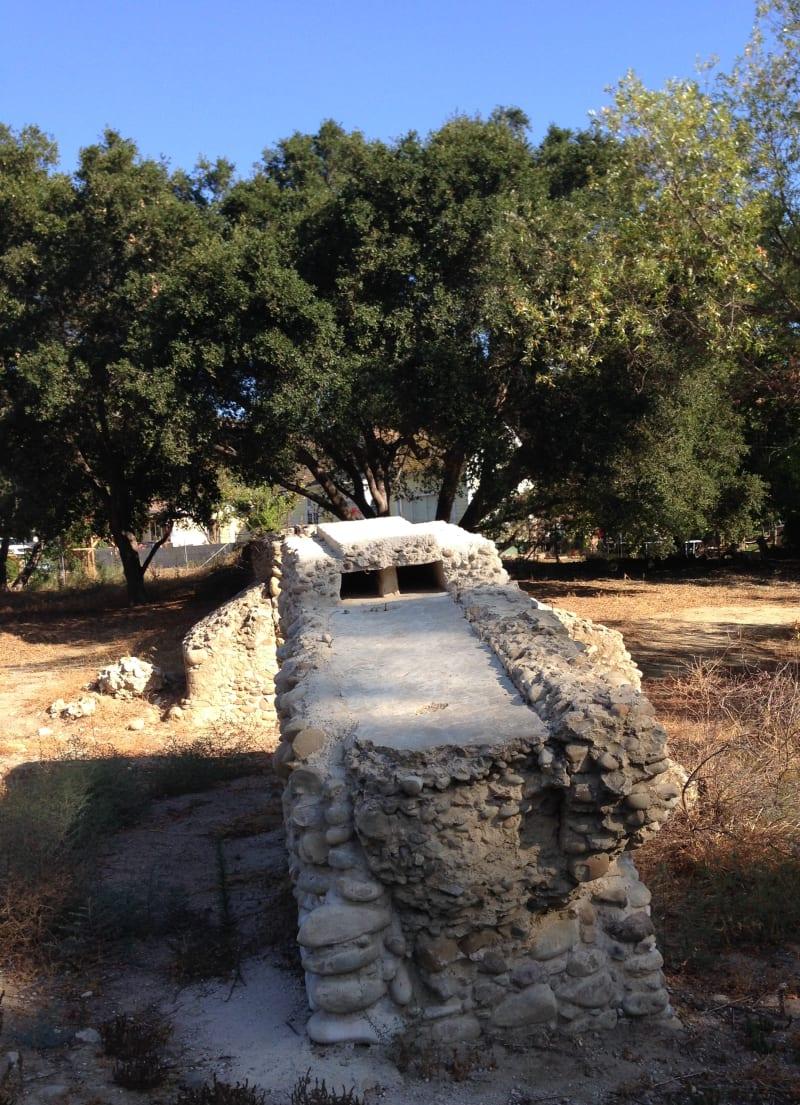 CHL #114.1 San Buenaventura Mission Aqueduct Remnants