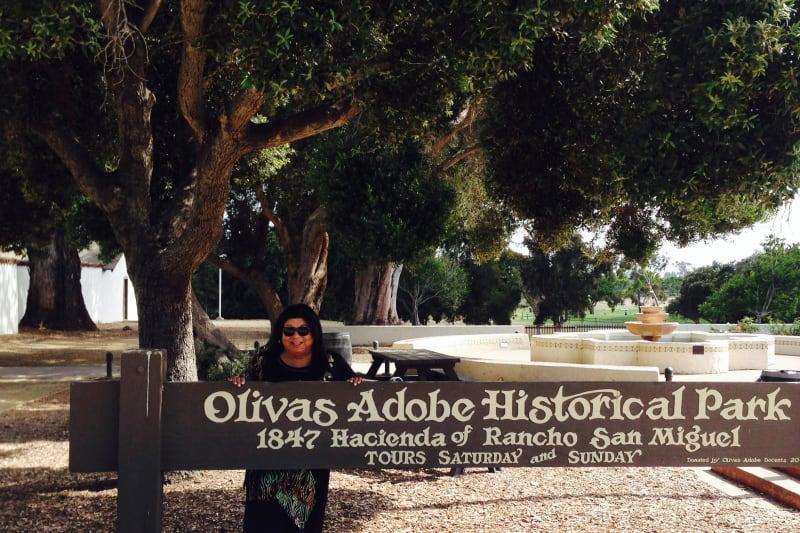 CHL #115 Olivas Adobe Historical Park