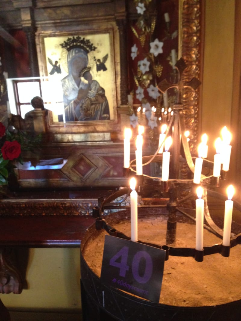 CHL #135  Mission San Carlos Borromeo de Carmelo, Our Lady of Perpetual Help