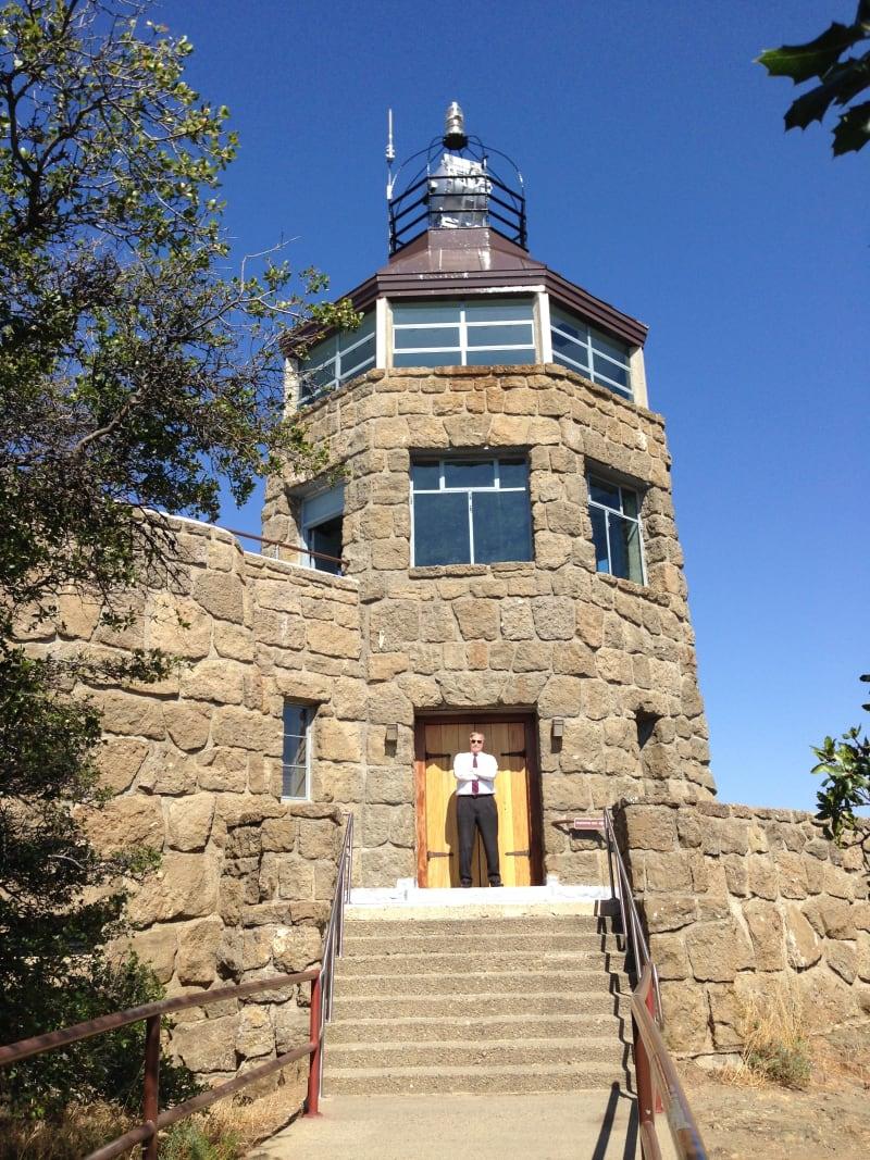 CHL #905  Mount Diablo Museum