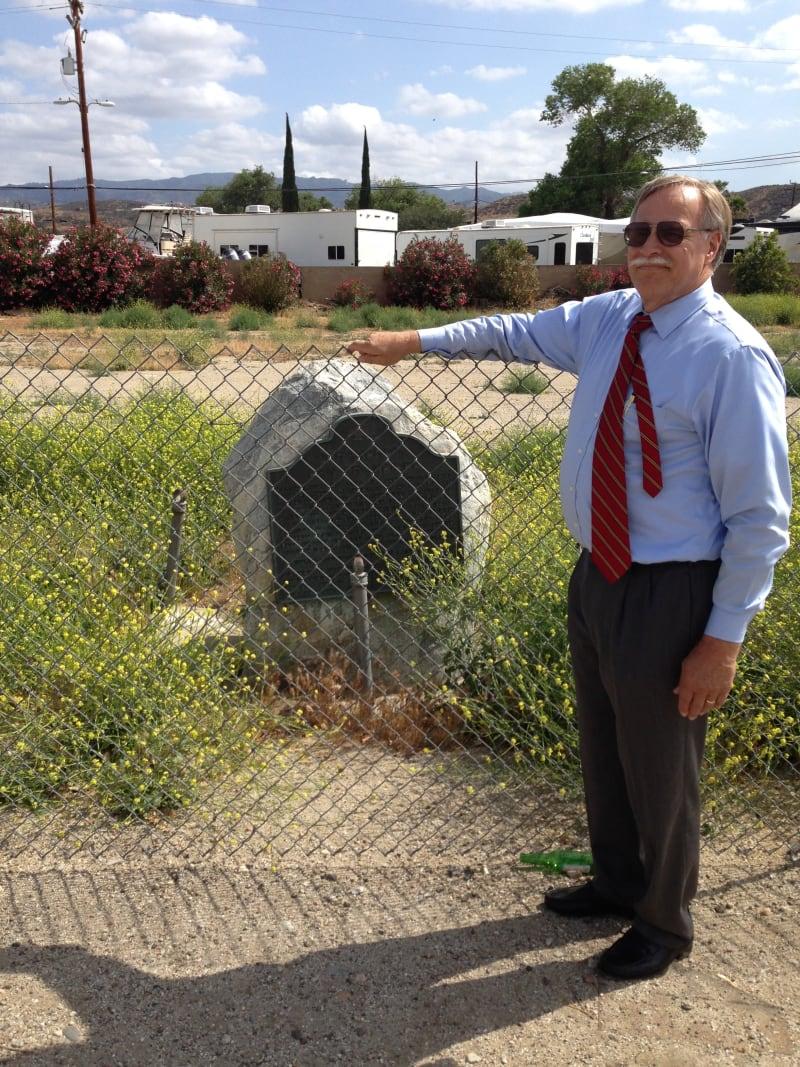 CHL #556 - Rancho San Francisco Site