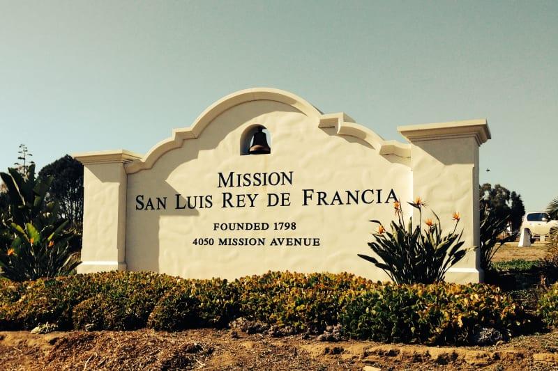 CHL #239 - Mission San Luis Rey de Francia