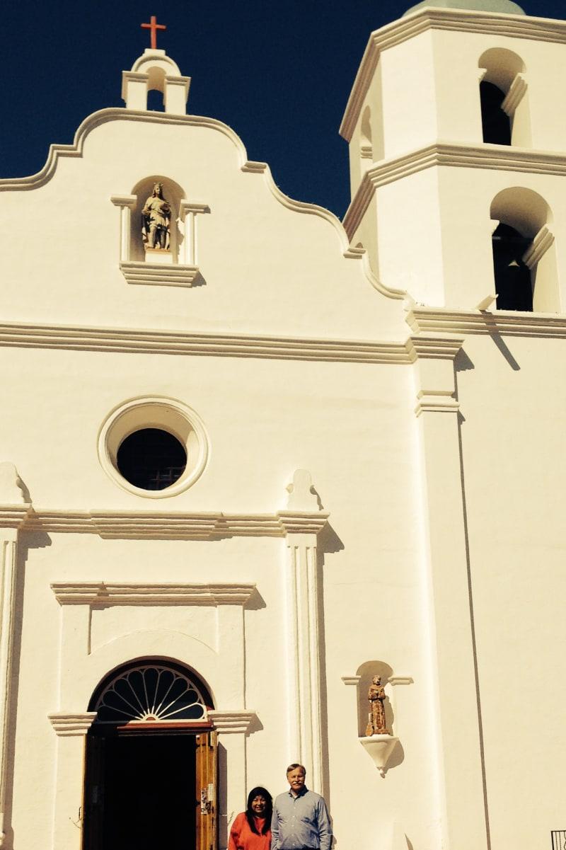 CHL #239 - Mission San Luís Rey de Francia