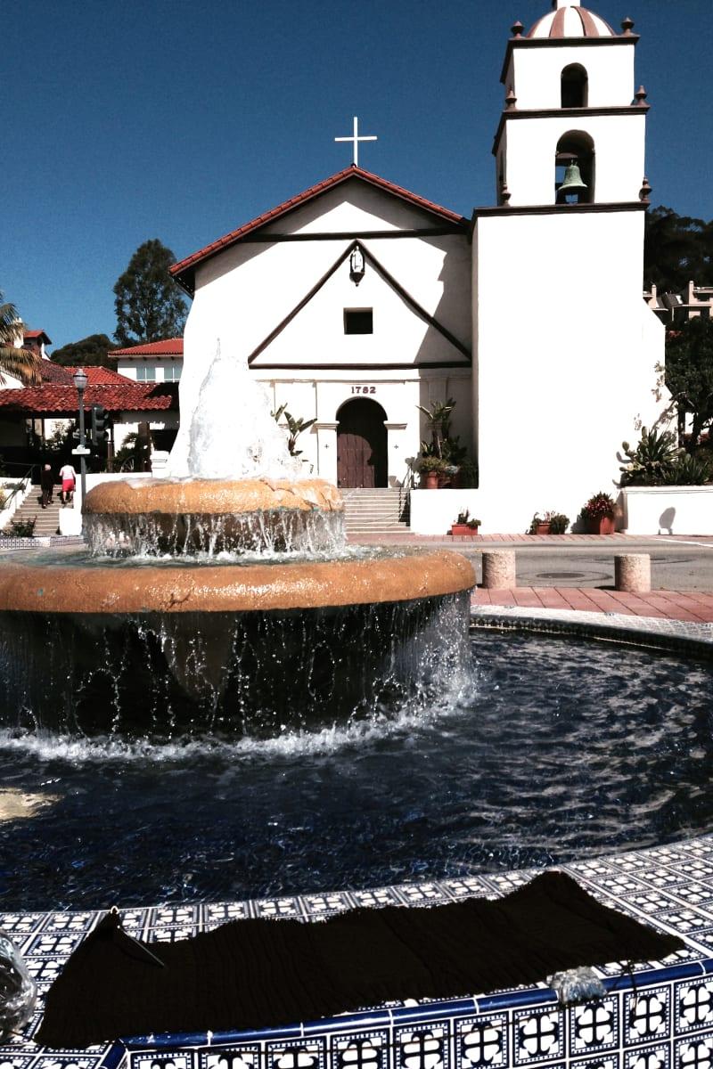 CHL #310: Mission San Buenaventura