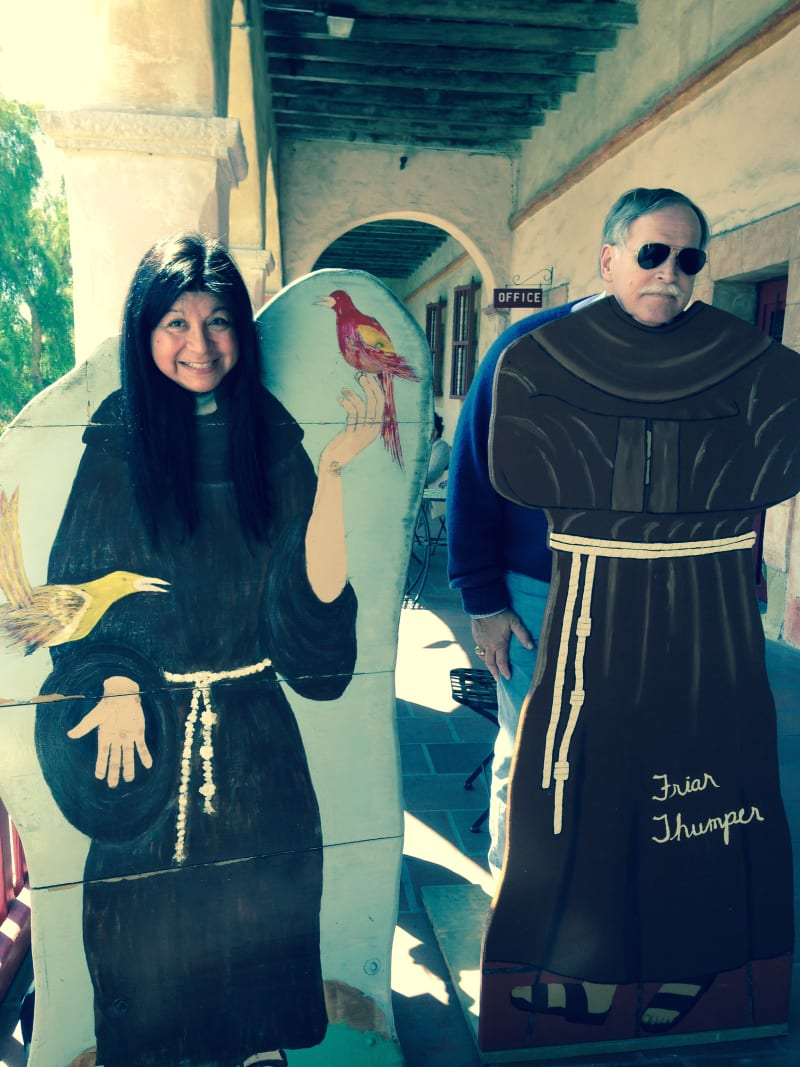 CHL #310 Mission San Buenaventura