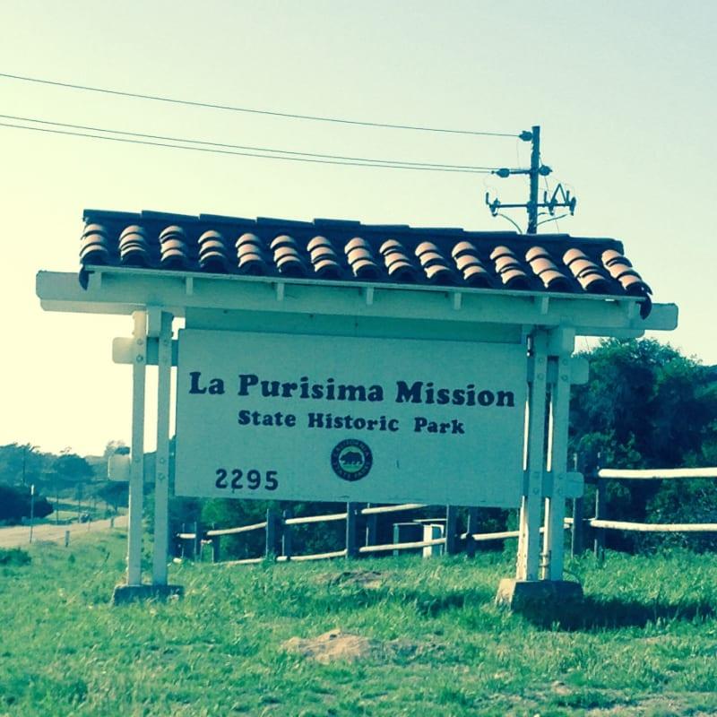 CHL #340   Mission La Purísima