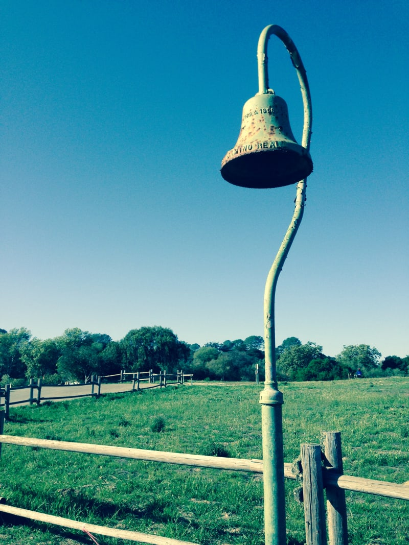 CHL #340 - Mission La Purísima-- El Camino Real Bell