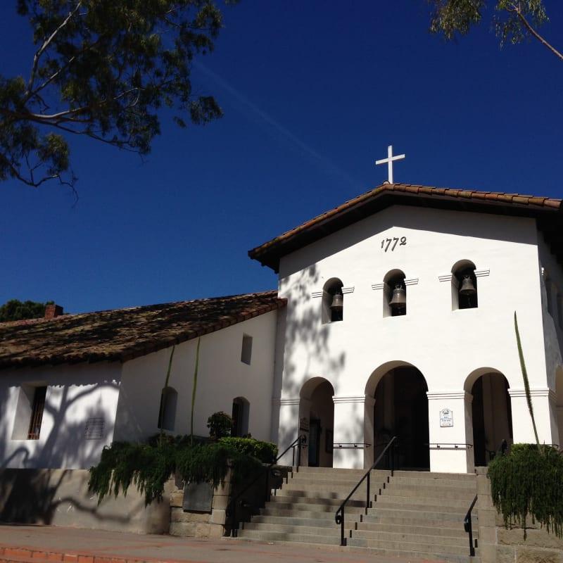 CHL #325 Mission San Luis Obispo de Tolosa