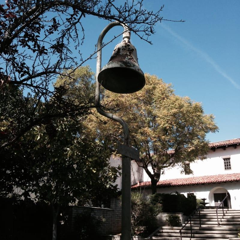 CHL #325 - Mission San Luis Obispo de Tolosa -- El Camino Real Bell