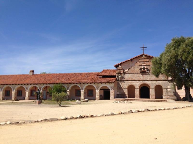 CHL #232 Mission San Antonio de Padua