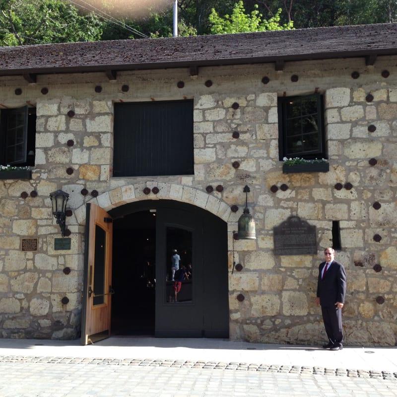 CHL #392 Buena Vista Winery