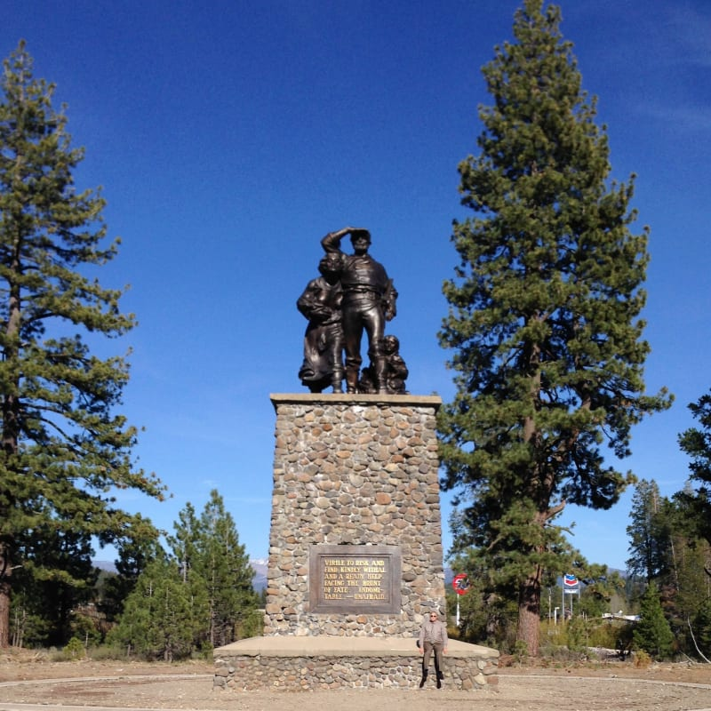 CHL #134 - Donner Party Memorial