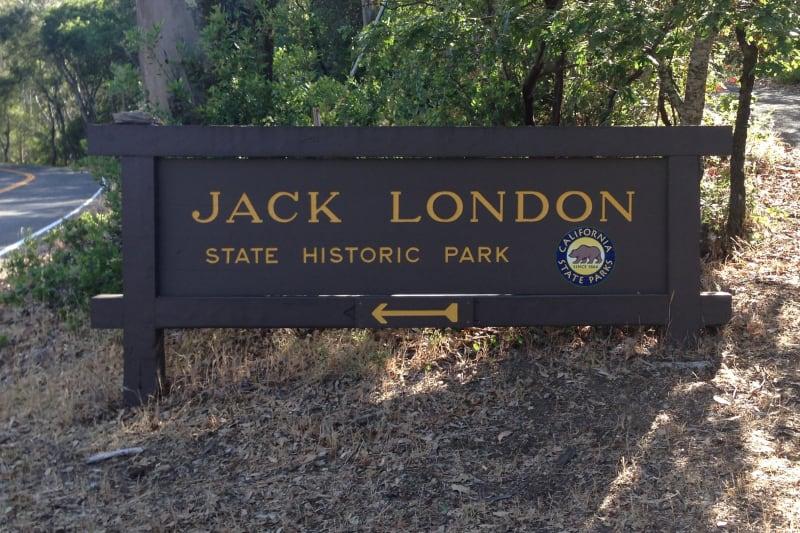 CHL #743 - Jack London Ranch