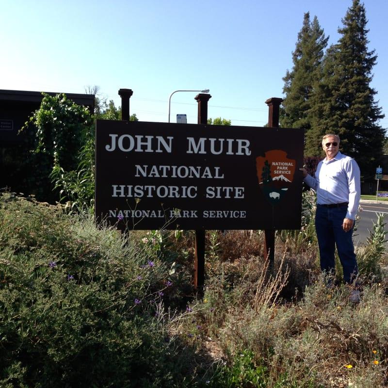 CHL #312 -John Muir National Historic Site