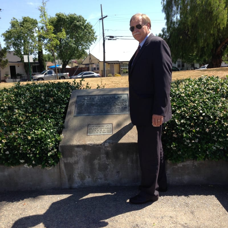 CHL #241 - Robert Livermore Memorial Monument