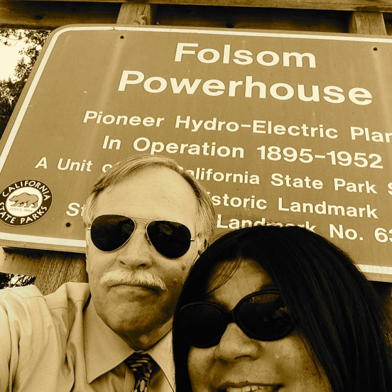 CHL #633 - Folsom Powerhouse
