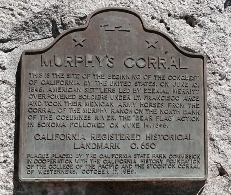 CHL #680 - Murphy's Ranch Corral Site