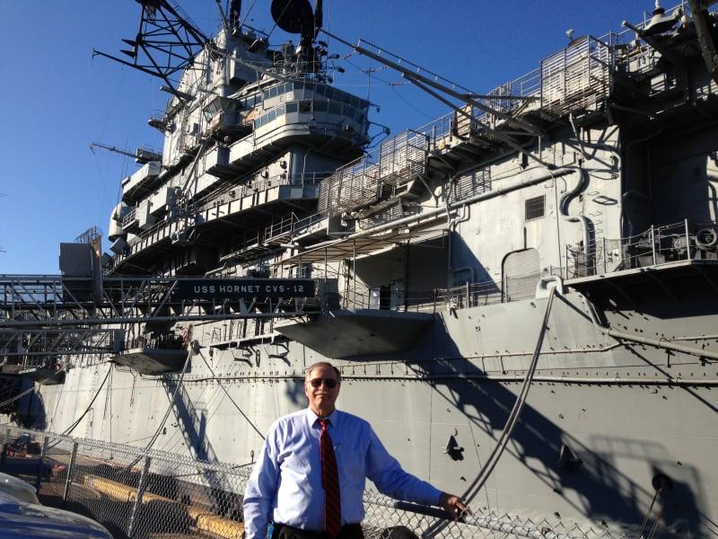 CHL #1029 - USS Hornet