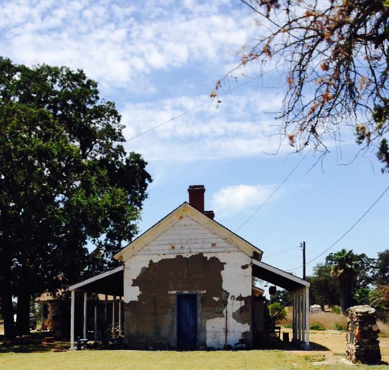 CHL #206  El Adobe de los Robles Rancho