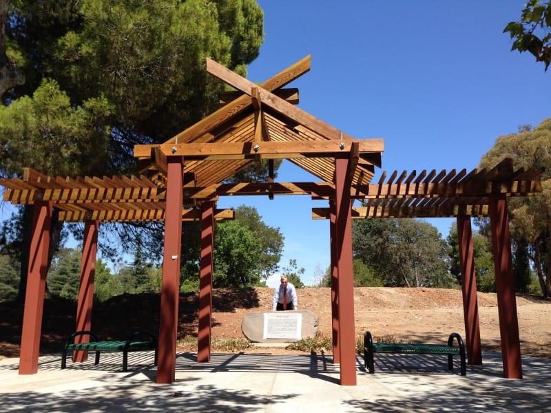CHL #934.06 Temporary Detention Camp for Japanese Americans/Sacramento Assembly Center