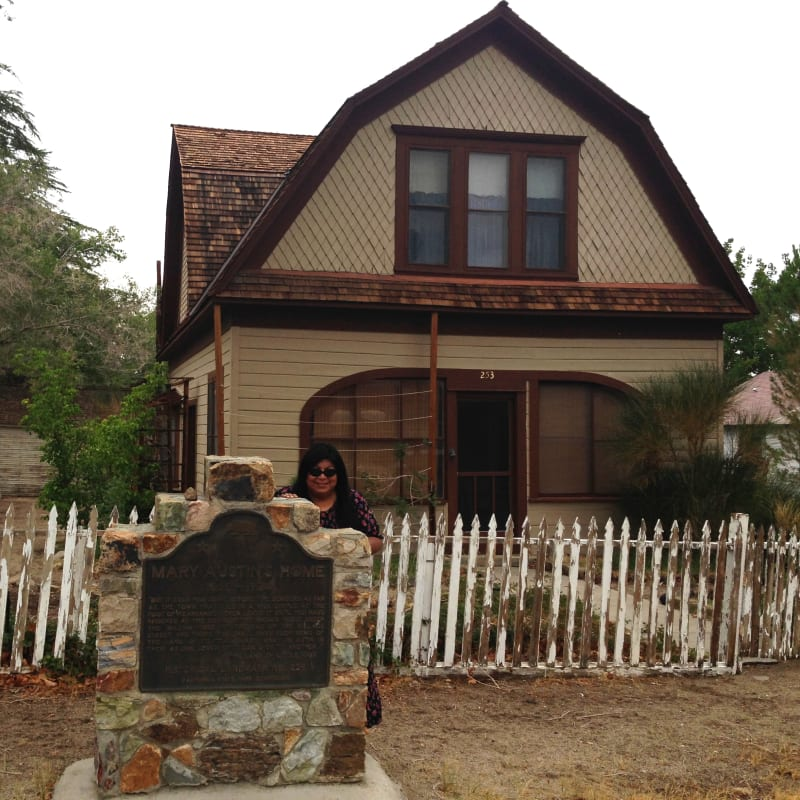 CHL #229  Mary Austin Home