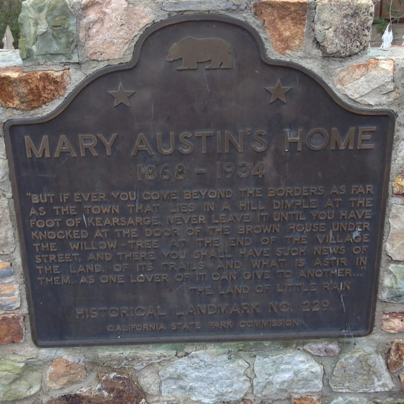 CHL #229 Austin Home State Plaque
