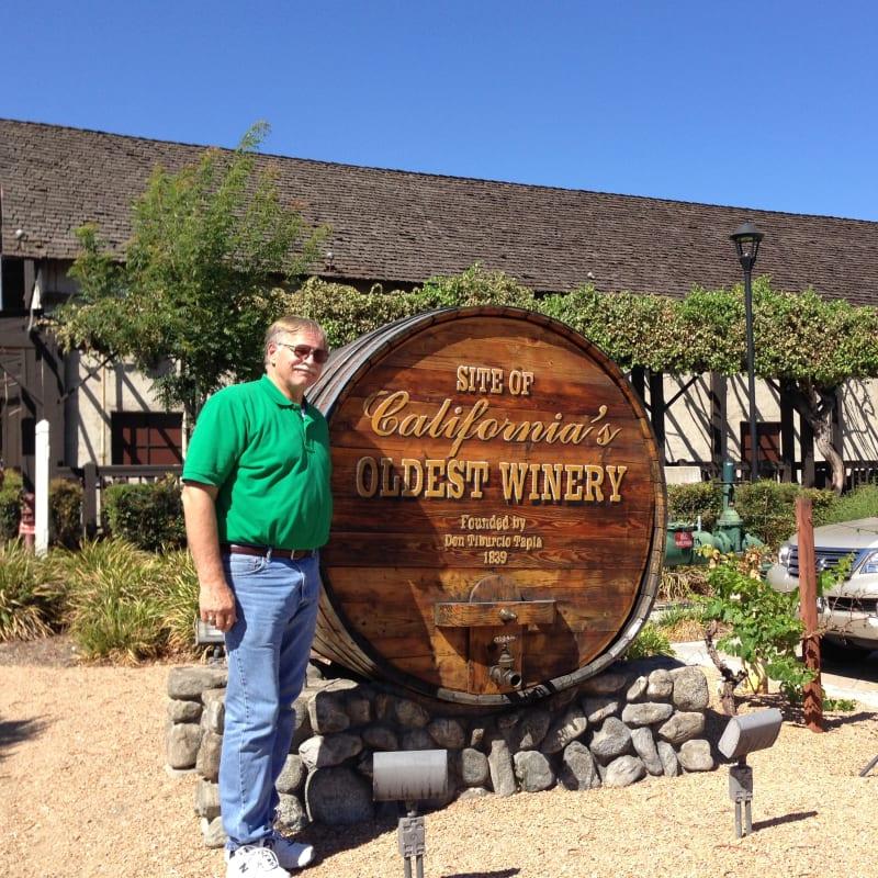CHL #490  Cucamonga Rancho Winery