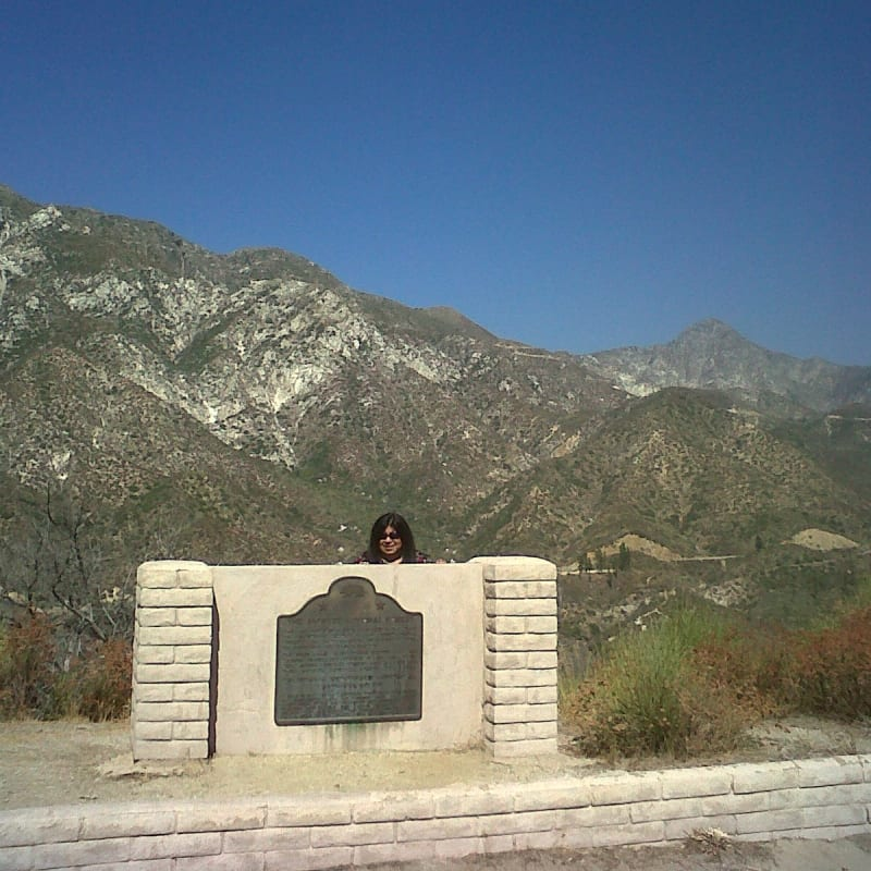 CHL #717  Angeles National Forest