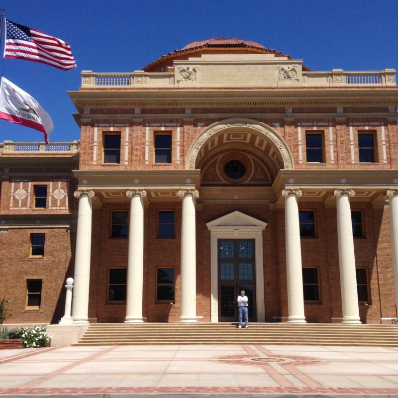 CHL #958  Atascadero Administration Building