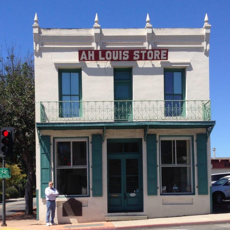 CHL #802 Ah Louis Store
