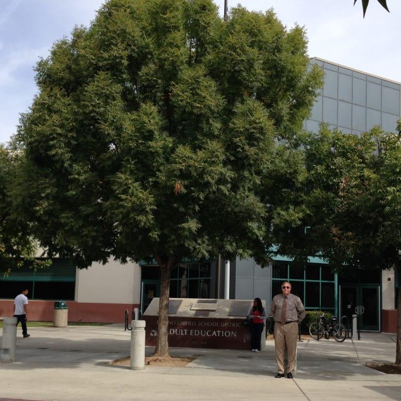 CHL #803 - First Junior College in California