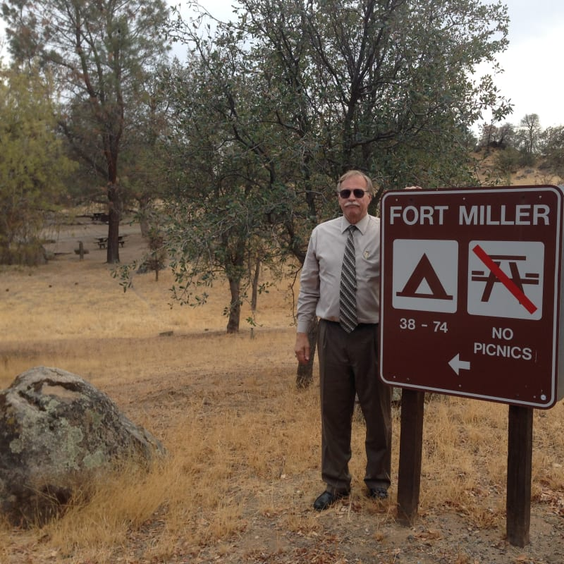 CHL #584 - Fort Miller Campground (Westside of Millerton Lake)