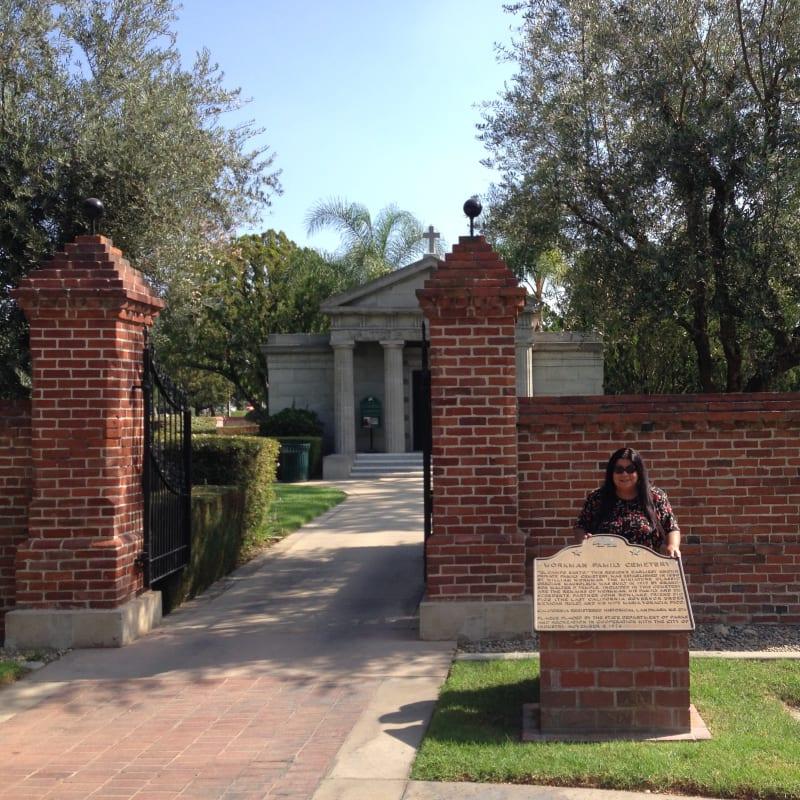 CHL #874.1  Workman Cemetery