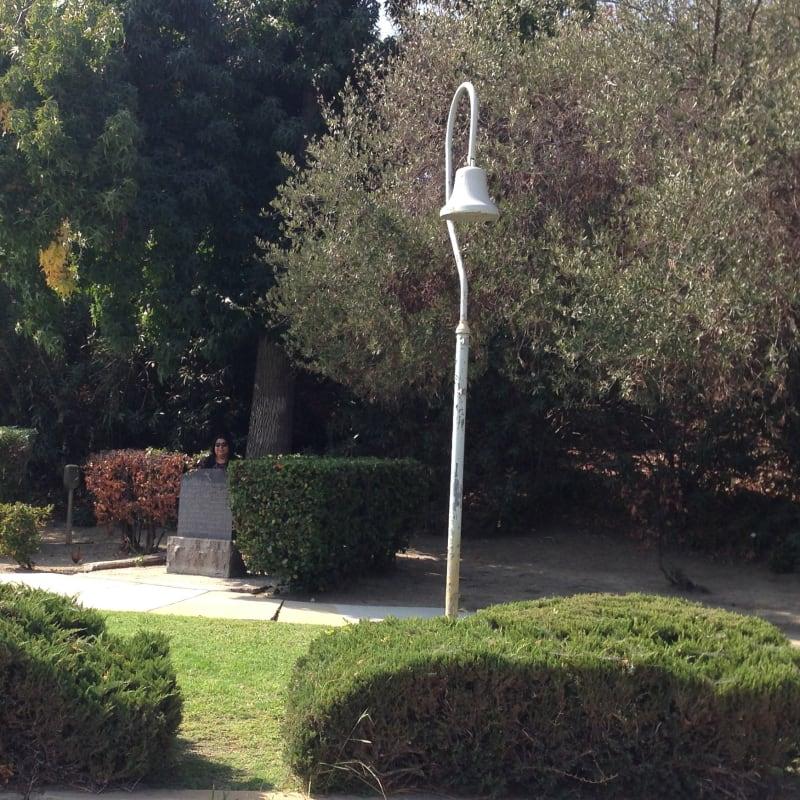 CHL #161 Mission Vieja El Camino Real Bell