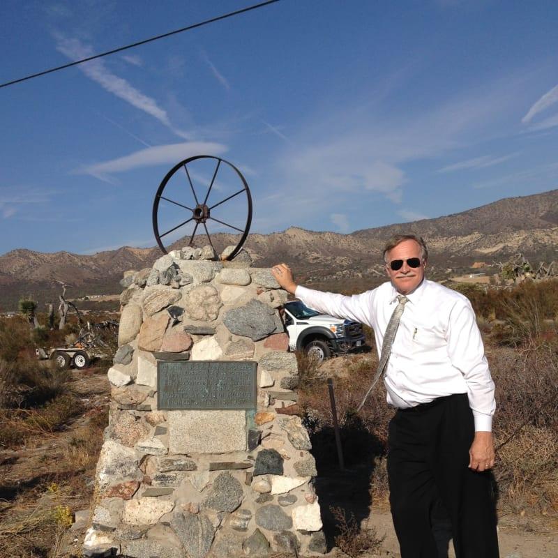 CHL #577 - Mormon Trail Monument
