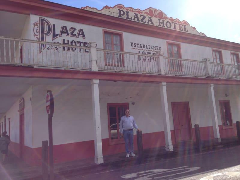 CHL #180 - Plaza Hotel